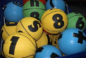 Resource: Bawiąc - uczę się. Piłki edukacyjne w kształceniu zintegrowanym.